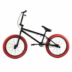 "Elite 20"" BMX Bicycle The Stealth Freestyle Bike New 2019"