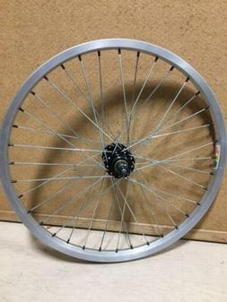 "20"" G.F. REAR BICYCLE/BIKE ALUMINUM WHEEL BICYCLE PARTS B249"