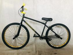 "2019 R4 26"" Complete BMX Bike Cruiser Bike Bicycle With Pegs"