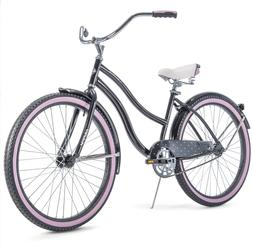 """Huffy 26"""" Cranbrook Women's Cruiser Bike with Perfect Fit Fr"""