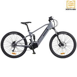 "27.5"" inch  43V 500W Electric Bike 145 torque MTB Bicycle Wi"