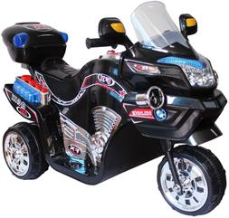 3 Wheel Motorcycle for Kids Boys Girls Ride On Toy Battery P