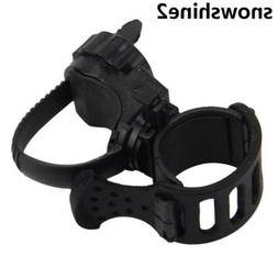 360 Degree Cycling Bicycle Bike Mount whole Clamp Clip Torch