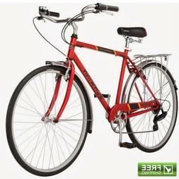 700c admiral hybrid leisure bike