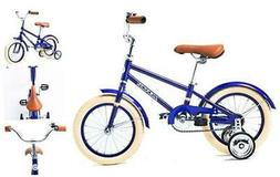 Aceger Kid's Bike for Boys and Girls, 14 inch with Training