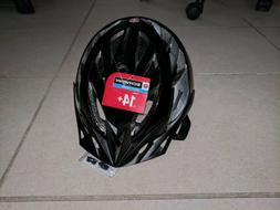 Schwinn Adult Unisex Black/Gray Bicycle Bike Helmet Adjustab