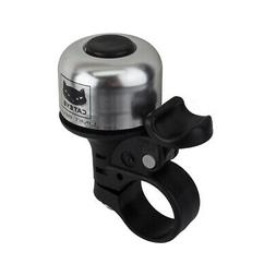 Bicycle Bell Cateye PB-800 Alloy Silver Counter Top Box Of 1