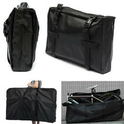 Bicycle Carrier Bag Folding Storage Travel Bike Cover Pouch