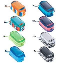 Bike Pannier Front Tube Bag for Cell Phone Bicycle Frame Pou