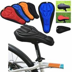 Bike Saddle Seat Covers Bicycle Cycling Bicycle Comfort Gel