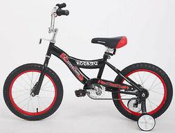 Micargi Bmx Bike For Boys 16 Inch With Removable Training Wh