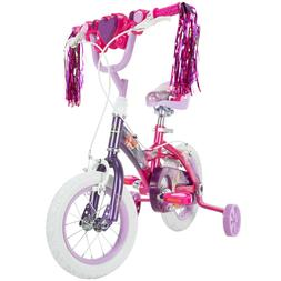 "Huffy Disney Princess Kid Bike - 12"" - Quick Connect Assembl"