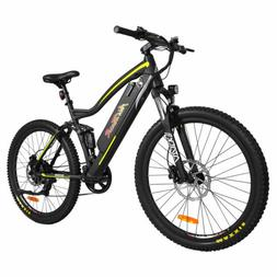 Addmotor Mountain Electric Bicycle Bike Super 500W Full Susp