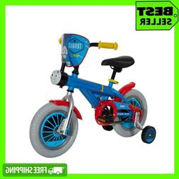 EXCLUSIVE 12 in Kids Bike Thomas and Friends Training Wheels