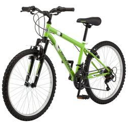 "24"" Boys Roadmaster Granite Peak, Black"