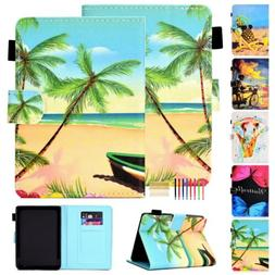 """For iPad 7th Gen 10.2"""" 2019 Pattern Magnetic Folio Stand Cut"""
