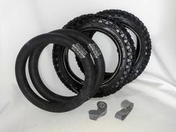 """Kids Bicycle 2 Tire and 2 Inner tube Bundle 12-1/2 x 2-1/4"""""""