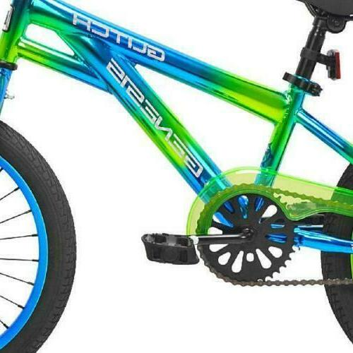 "18"" Bike Boys Bicycle with Training Wheel 18 inch Freestyle"