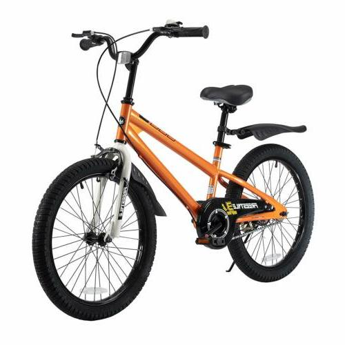 Royalbaby 20 inch Kid's Bicycle with Hand Brakes and Girls