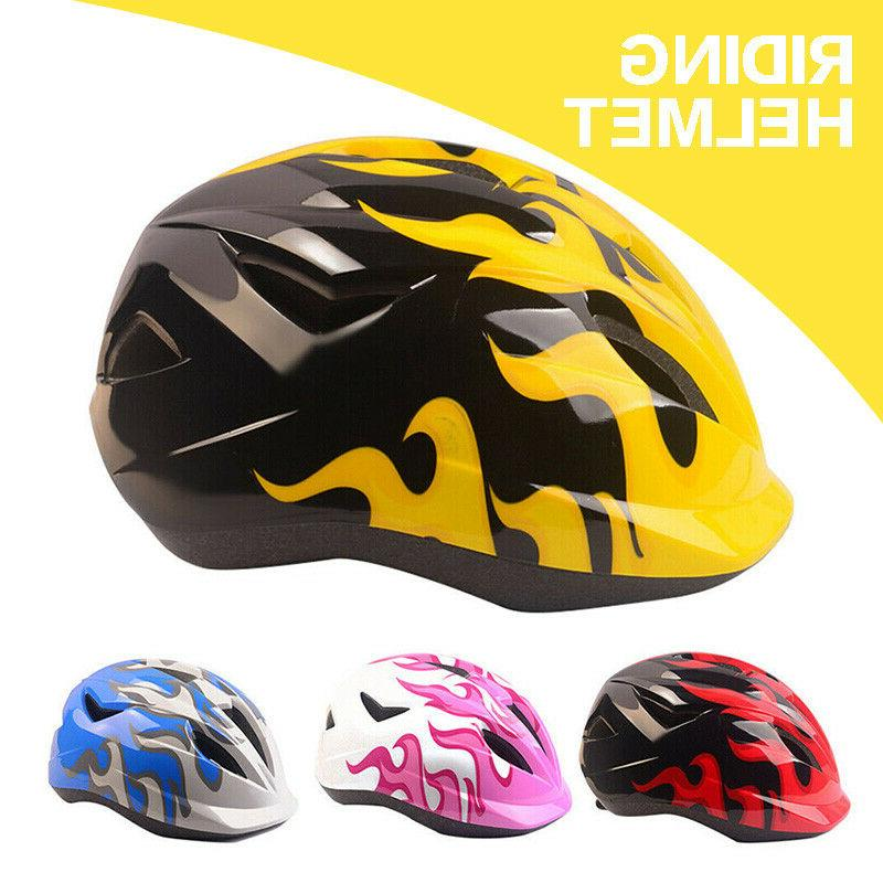 Kids Child Bicycle Helmet Scooter Cycling Skateboard