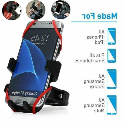 Cell Phone Mount Holder Motorcycle MTB