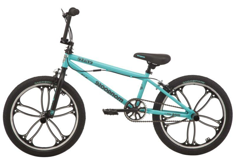 Mongoose Freestyle Bike, 20-inch 4 Freestyle Pegs 6+