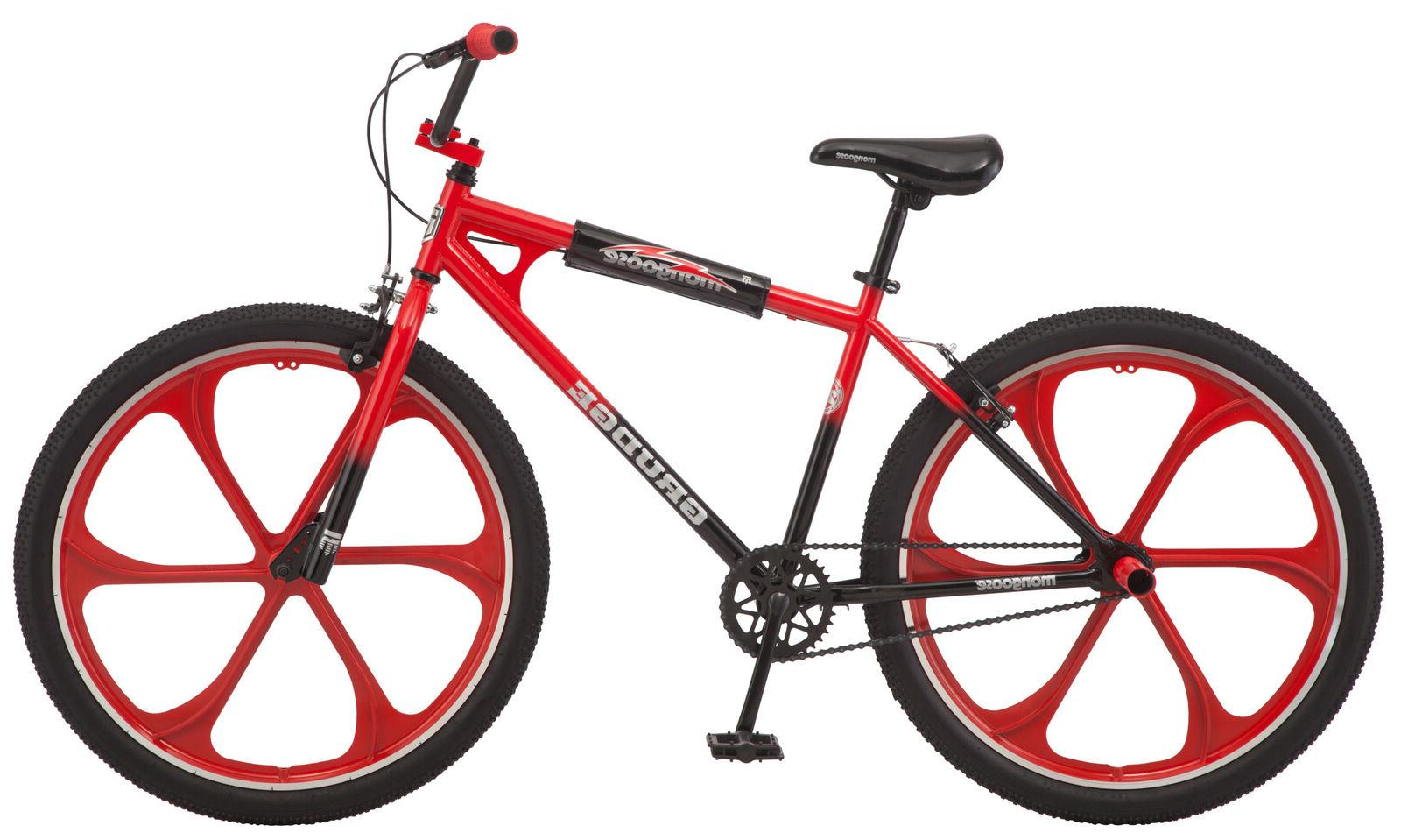 🔥☠Mongoose Grudge Freestyle bike, speed, 26 inch mag