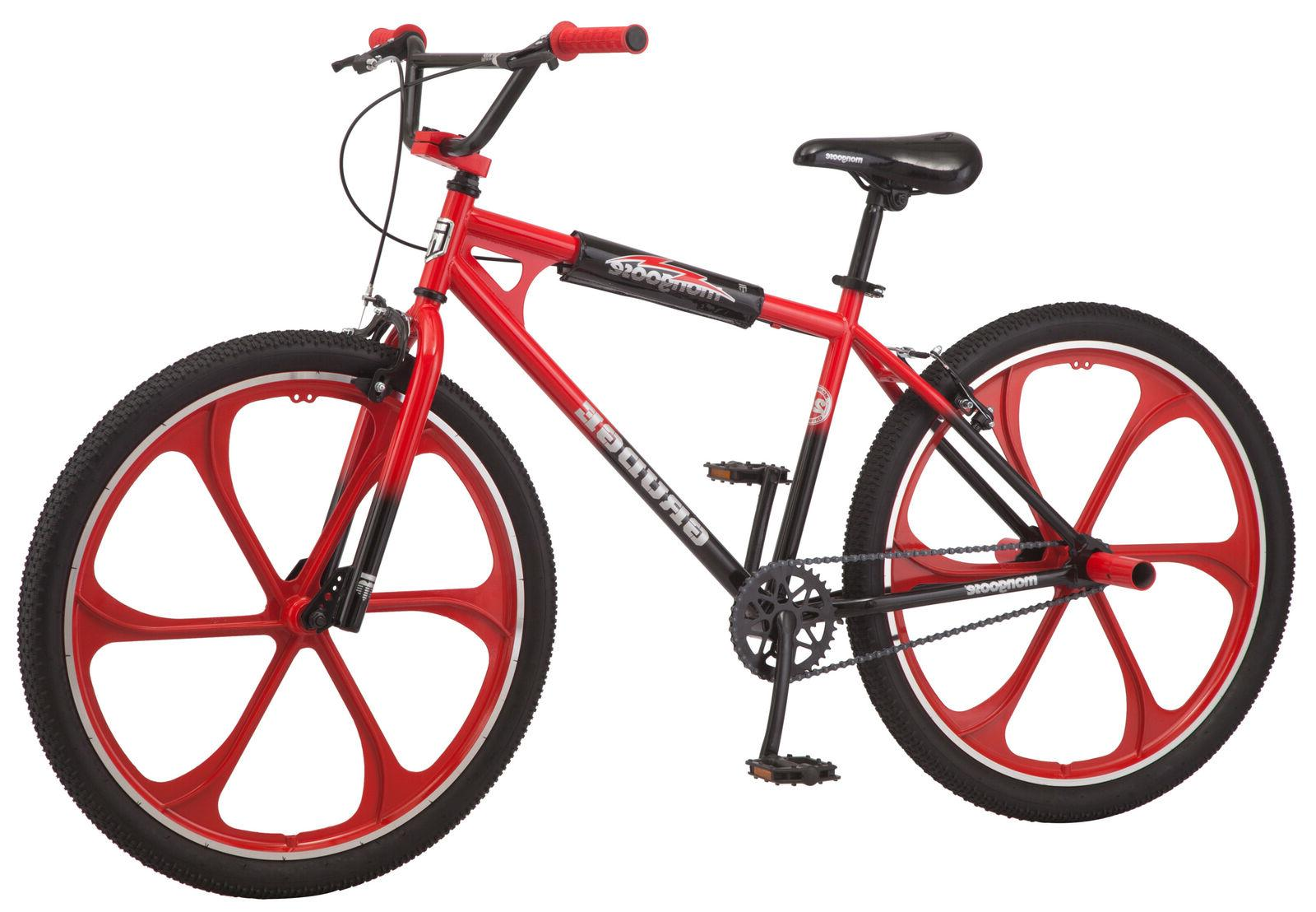 🔥☠Mongoose Grudge Freestyle 26 inch mag