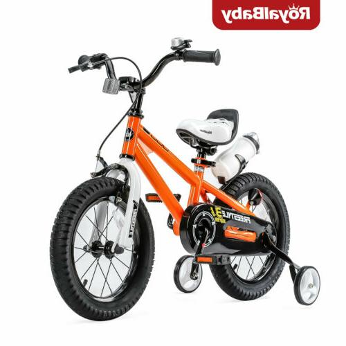 RoyalBaby Kids Bike Girls Freestyle with