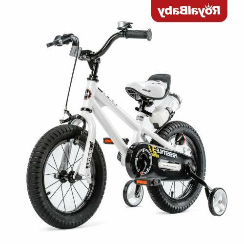 kids bike boys girls freestyle bicycle14 inch