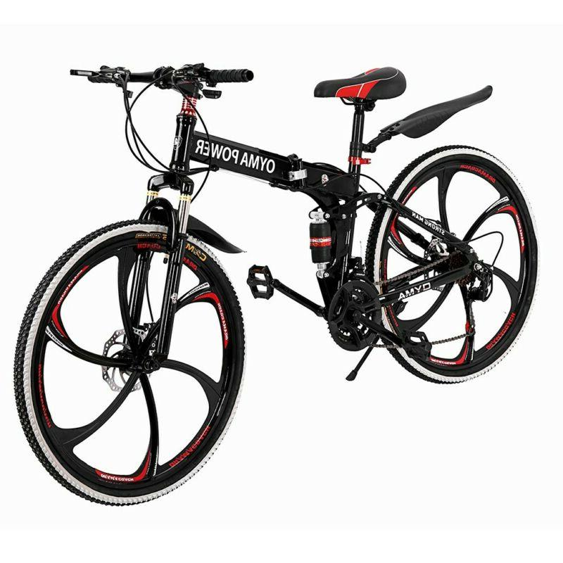 hot outroad mountain bike 21 speed 26