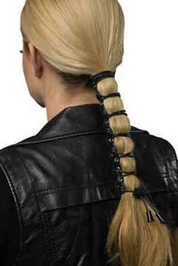 Hair Glove Laced 8 Inch Womens Motorcycle Accessories Hair G