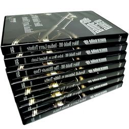 Lot of 10 Discovery Channel BIKER BUILD OFF DVDs ◆ No Scra