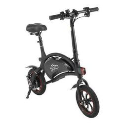 New 12'' Electric Bike E-bike Bicycles City Folding Cycling
