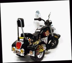New 3 Wheel Chopper Trike MOTORCYCLE, Battery Powered For To