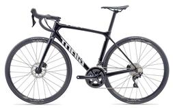 NEW GIANT DEFY ADVANCED 3 Hydraulic Carbon/Reflective Black
