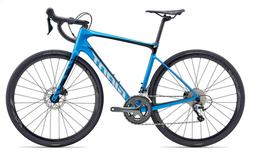 NEW GIANT DEFY ADVANCED 3 Hydraulic Metallic Blue Mens MEDIU