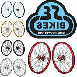New SE Bike OEM Wheel Set 20 24 26 29 Red Blue Gold Silver B