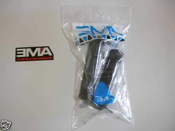 OLD SCHOOL BMX AME Tri Grips Black Bike Bicycle Grips WITH S