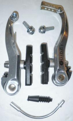 RADIUS/C-STAR SILVER V-BRAKE BICYCLE BIKE PARTS 3-2