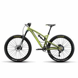 Diamondback RELEASE 29 2 LG 19 Green 29 Full Suspension Alum