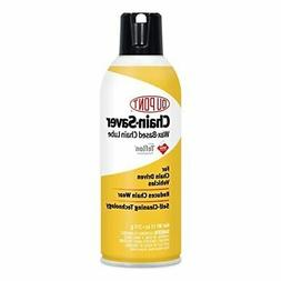 ⚡ Teflon Chain Saver Lubricant Self Cleaning Motorcycle AT