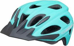 Diamondback Trace Adult Bike Helmet, Matte Light Blue, Mediu