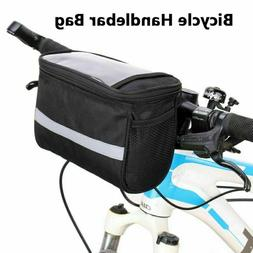 Waterproof Bike Bicycle Motorcycle Phone Case Bag Handlebar