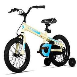 Whizz Kids Bike with Training Wheels for Ages 2-9 Years Old