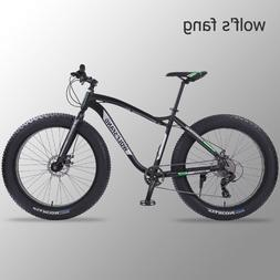 Wolf's fang new <font><b>Bicycle</b></font> Mountain <font><