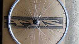"""X Rims Made by Alex 26""""  ALUMINUM ALLOY BICYCLE WHEEL REAR W"""