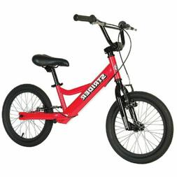Strider - Youth 16 Sport No-Pedal Balance Bike, Ages 6 to 10